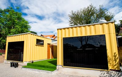 Photo for Amazing shipping container living in 5 star setting