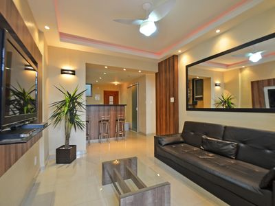 Photo for Apartment for up to 8 people, a few steps from Copacabana beach