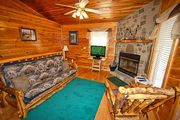 Honey Bear Pet Friendly Cabin with Mountain Views
