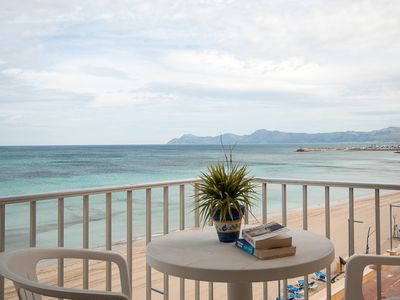 Photo for 2BR Apartment Vacation Rental in Can Picafort, Illes Balears