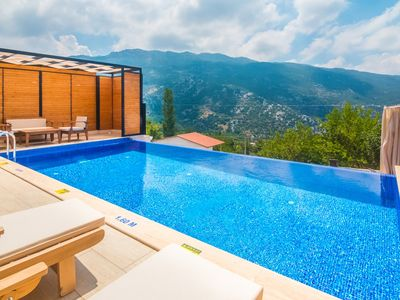 Photo for 2 Bedroom Wooden Villa with Private Pool  İn İslamlar Village