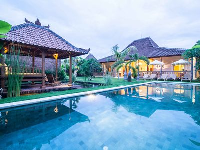 Photo for Luxury villa 4 Bedrooms, 4 Bathrooms Private Pool & 10min from Seminyak
