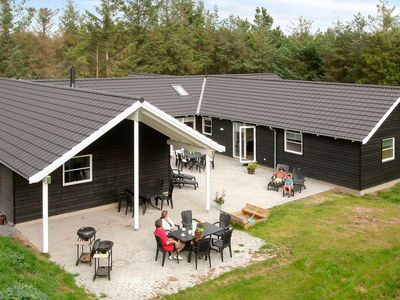 Photo for Spacious Holiday Home with Sauna in Blavand Denmark