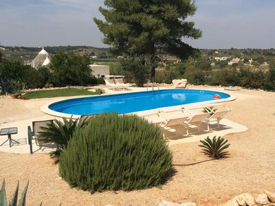 Photo for 3BR House Vacation Rental in Ceglie Messapica, Puglia