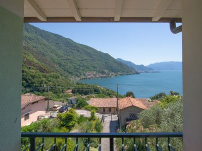 Photo for Vacation home La Coccinella (OLG170) in Olgiasca - 3 persons, 1 bedrooms