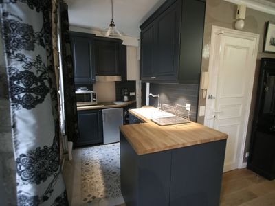 Photo for BEAUTIFUL PARISIAN APARTMENT - Le Marais Two Bedrooms
