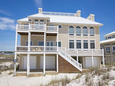 Photo for 7th Night Free In Spring  ~ 5 BR ~ Rivage Beach House ~ Sleeps 13 ~ Prickett Properties