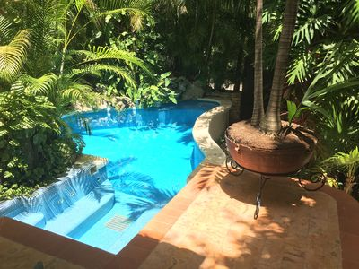 Photo for Villa La Chaya, Stunning 3BR Beach home w/Pool