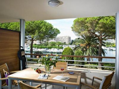 Photo for Residence Carré Marine, Mandelieu-la-Napoule  in Alpes - Maritimes - 6 persons, 2 bedrooms