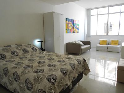 Photo for Apartment in Rio de Janeiro with Lift, Air conditioning (1011945)