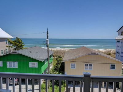 Photo for Oceanfront View At 2nd Row Price-Newly Remodeled, Family-Friendly Condo