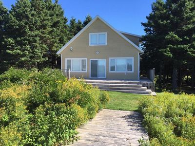 Photo for Dreamy 3 BR Cottage w/ Water View
