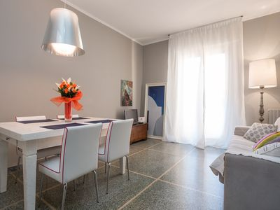 Photo for Dimora Matteotti-Large and sunny apartment with 2 bedrooms and 6 sleeps