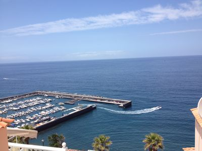Photo for EXCLUSIVE SUNNY APARTMENT WITH OUTSTANDING SEA VIEWS PRIVATE TERRACE