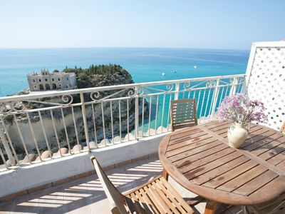 Photo for Apartment Vacation Rental in Tropea, Calabria