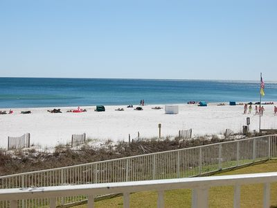 Photo for Sunswept 201: Nice 3br/3ba gulf front condo in Orange Beach, Sleeps 8