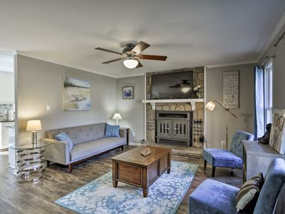 Photo for NEW! Cozy Raleigh Home w/ Patio - Mins to Downtown