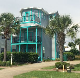 Photo for *FL 15% OFF APRIL! *Sleeps 20 *Walk2 Beach *Heated Pool *3Row Golf Cart* Central