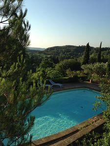 Photo for Aramon: Charming, authentic house with incredible view near Avignon