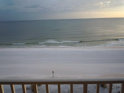 Photo for PALMS 501 LARGE CORNER UNIT...2020 DATES ARE HERE!...CONDO RIGHT ON THE BEACH!