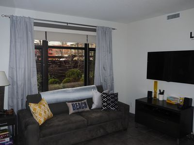Photo for Family Perfect!  Walk out suite to fenced common garden area at PlayaDelSol