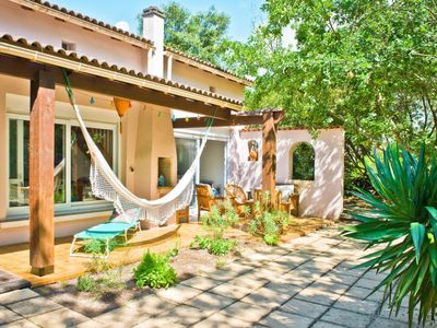 Photo for 3 bedroom Villa, sleeps 11 in Montalivet-les-Bains with Air Con and WiFi