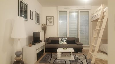 Photo for Very nice apartment in Paris suburbs