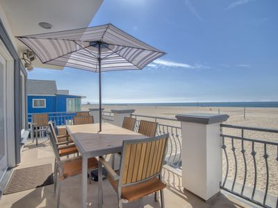 Photo for The perfect beach house to enjoy sunny Southern California!