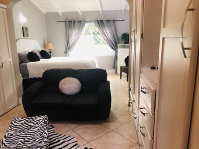 Photo for luxury room near rodney bay beach great location walking distance to your needs.