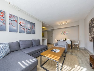Photo for SoBe Downtown 2BD | 1 BA Walk to Tootsies-Sleeps 6 - Two Bedroom Apartment, Sleeps 6
