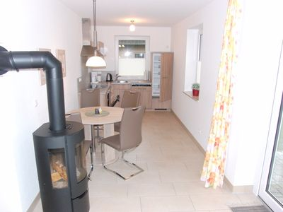 Photo for 'Bothmer Castle': Apartment for up to 5 guests (with extra bed) & pets