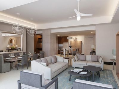 Photo for Grand Luxxe Luxurious 3BR Suite with golf