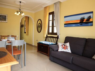 Photo for ATLANTICO HOLIDAY HOME: sunny apartment with 3  pools, parking and free wifi