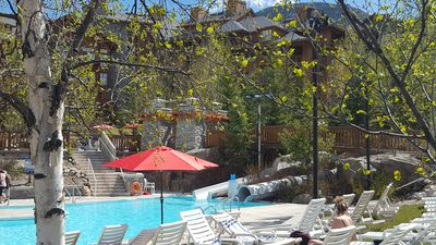 Photo for Taynton Lodge Top Floor!  Short walk and Unlimited Access to Pools!