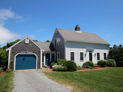Photo for Short Distance to Oyster Pond and Hardings Beach.  Pet Friendly Rental.