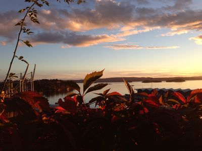 10 min from Oslo Central Station, spacious and Garden, Overlooking the fjord