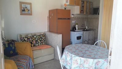 Photo for studio apartment for up to 06 people furnished in Matinhos in Itaú Bank Street center