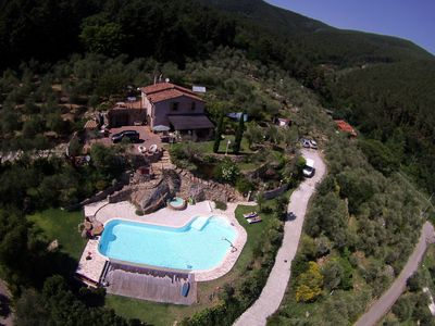 Photo for Wonderful Villa in the heart of Tuscany - TOURIST LOCATION -