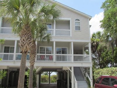 Photo for 8 Bedroom/8 bath with Spectacular Marsh Views - BeachWalk