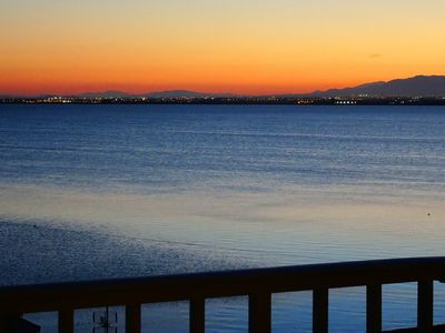 Photo for Apartment with beautiful views of the Mar Menor