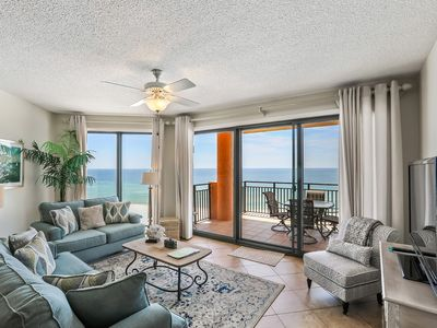 Photo for 803W - Watch the Breathtaking Gulf Sunsets in this 2BR Condo!