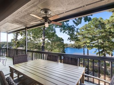 LARGE WATERFRONT CONDO!! Very comfy- GREAT & safe location!!