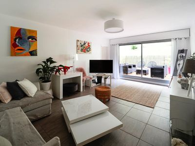 Photo for Luxury apartment in the center - Maeva Particuliers - 2 room apartment for 4 people Prestige