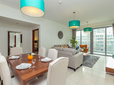 Photo for 2 BR Apartment in Downtown Dubai