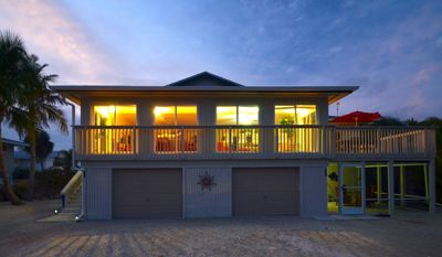 Welcome to The Anchorage Beach Home—No 5-12% Service Charge Added to Rental Fee.