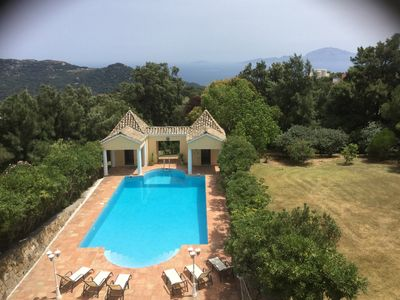 Photo for Peaceful Guesthouse With Large Private Pool And Secluded Gardens