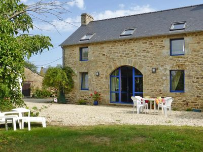 Photo for holiday home, Baye  in Finistère - 5 persons, 3 bedrooms