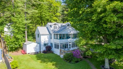 Photo for Authentic Keuka Cottage Facing the Bluff