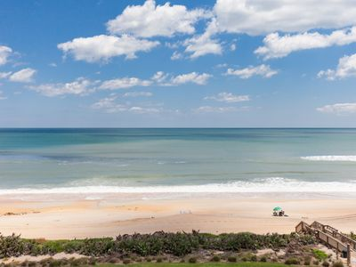 Photo for DIRECT OCEANFRONT 5TH FLOOR VIEWS TO DIE FOR!! CINNAMON BEACH 653!!
