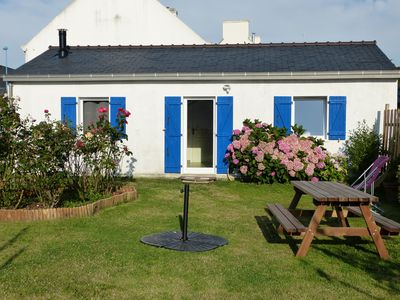 Photo for Nice house in quiet street close to beaches and shops